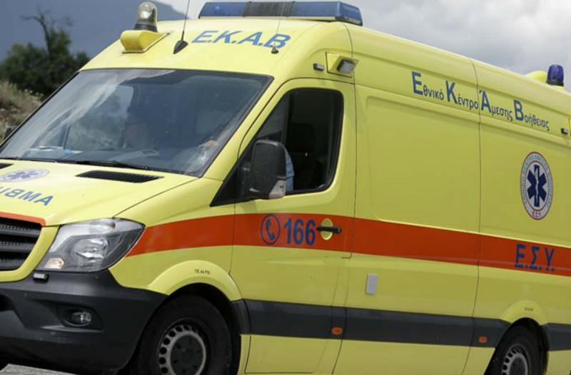 Τραγωδία στη Φωκίδα: Σκοτώθηκε γυναίκα πέφτοντας από το μπαλκόνι