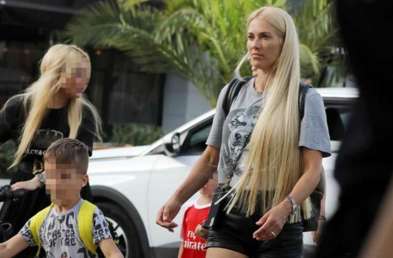 Βικτώρια Καρύδα: Δείτε τον γιος της - Μοιάζει στον Γιάννη Μακρή;