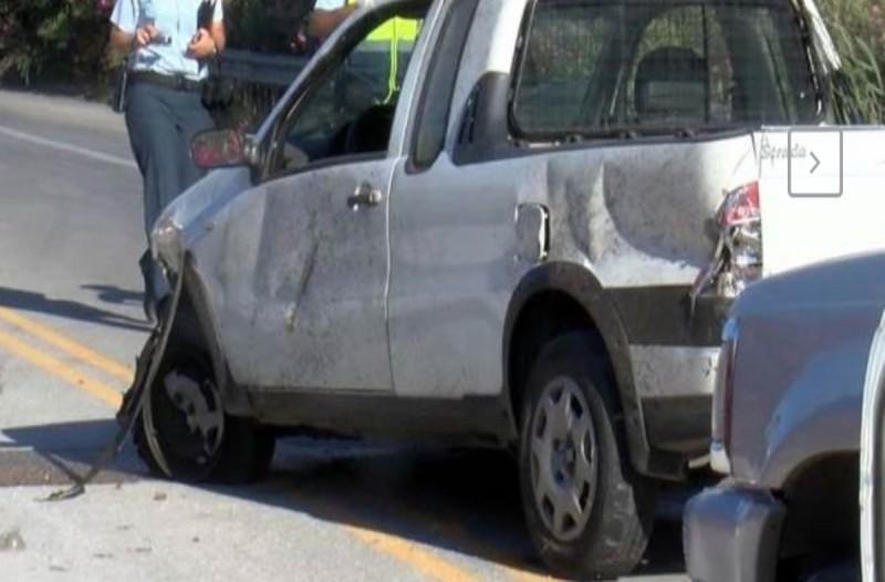 Τροχαίο σοκ στα Χανιά: Πετάχτηκε από το αυτοκίνητο και τον πάτησε άλλο ΙΧ