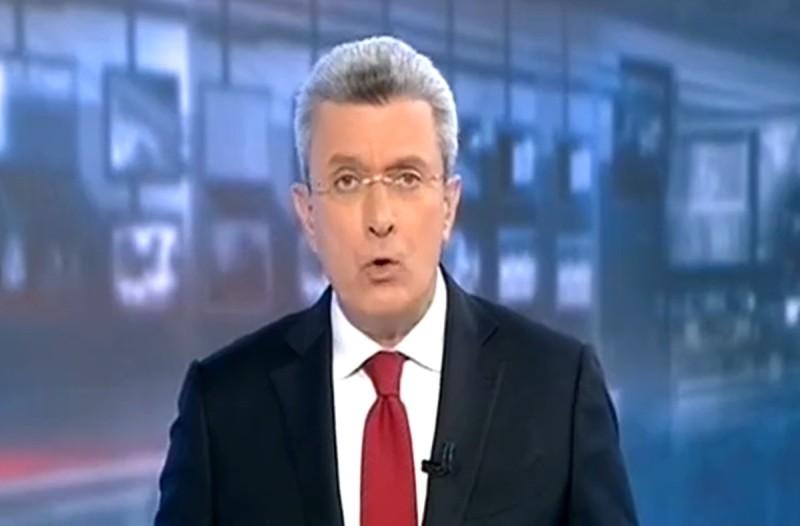 Έντονος προβληματισμός για τον Νίκο Χατζηνικολάου στον ΑΝΤ1