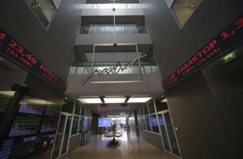 Πανικός στο Χρηματιστήριο Αθηνών: Διεκόπησαν οι συναλλαγές