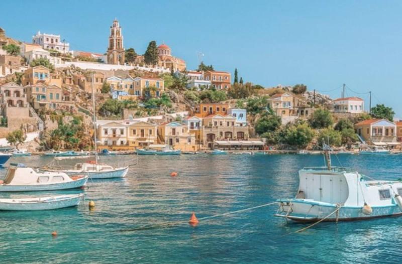 Η φωτογραφία της ημέρας: Καλοκαιρινή Ελλάδα!