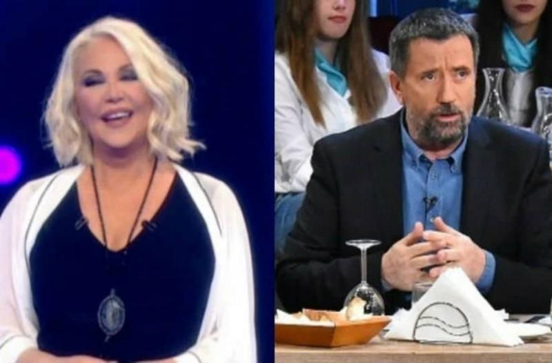 Σπύρος Παπαδόπουλος - Ρούλα Κορομηλά