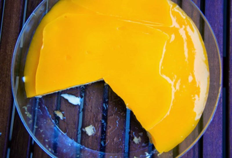 Γλυκό ψυγείου πορτοκάλι