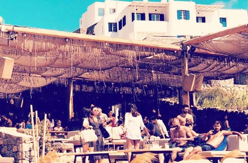 Δίμηνο λουκέτο και 20.000 ευρώ πρόστιμο σε beach bar της Μυκόνου