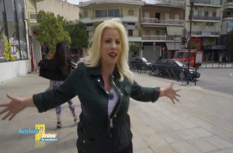 Ζει τον «εφιάλτη» η Αντελίνα Βαρθακούρη