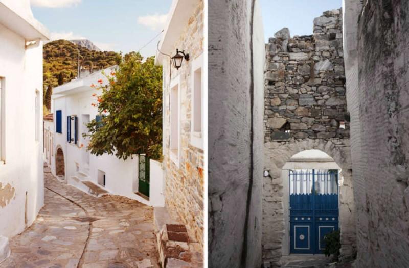 Νάξος: Αυτά είναι τα 2 χωριά που πρέπει να επισκεφτείτε