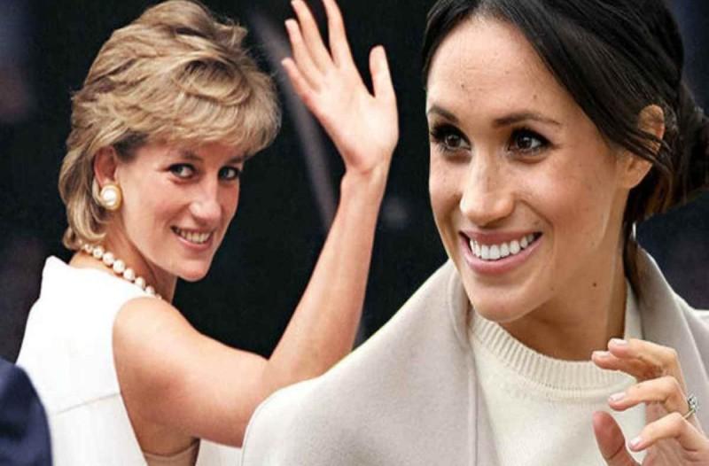 «Συμβουλεύω τη Μέγκαν Μαρκλ να...» - Η Πριγκίπισσα Νταϊάνα «μίλησε» με την νύφη της