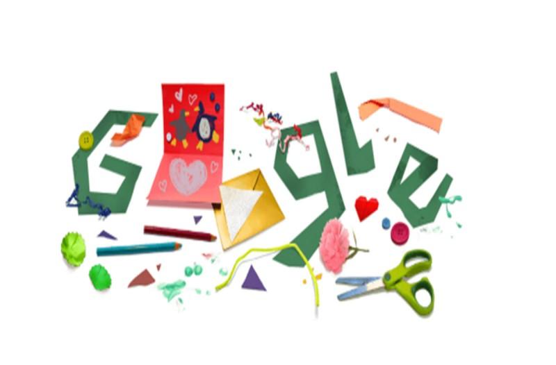 Google: Αφιερωμένο στη Γιορτή του Πατέρα το σημερινό doodle