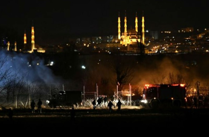 Έντονη κινητικότητα στον Έβρο - Συναγερμός στις αστυνομικές αρχές