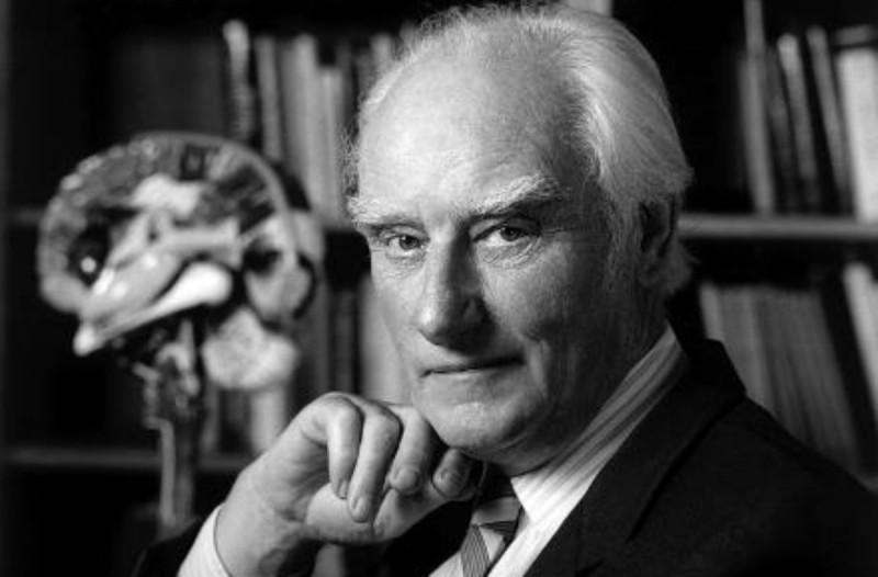 Φράνσις Κρικ, Βρετανός βιολόγος