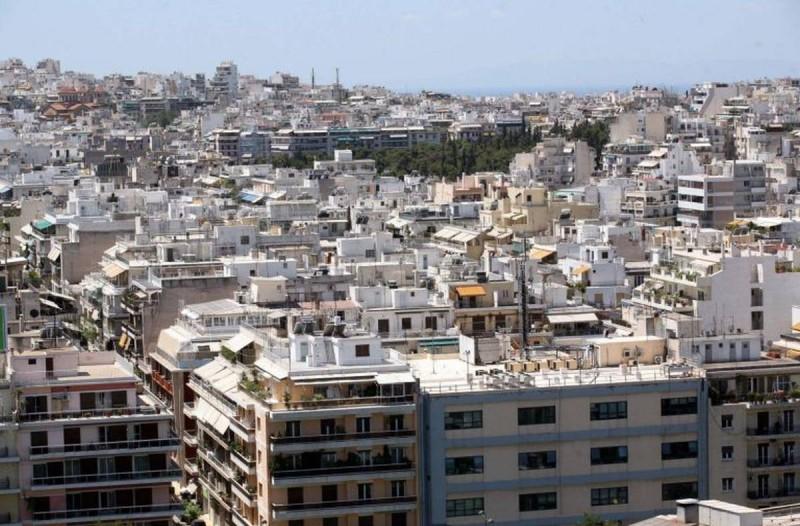 Κίνδυνος για 20.000 ακίνητα στον Δήμο της Αθήνας