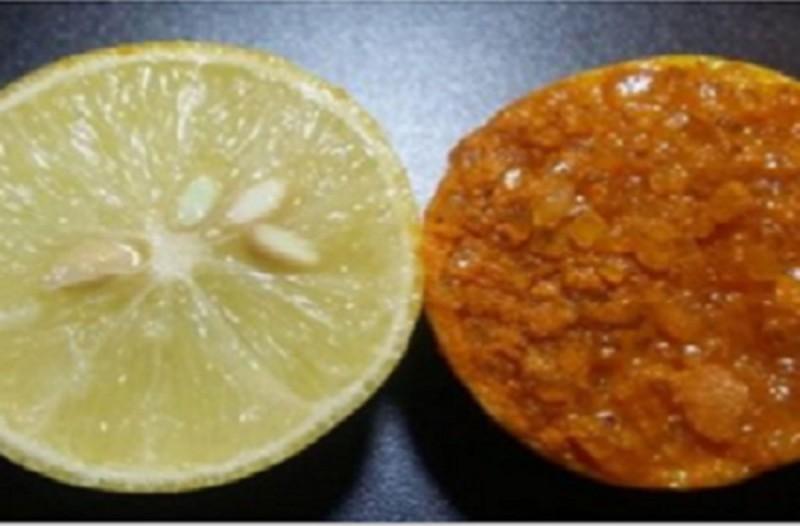 Θεραπεία 10λεπτη με λεμόνι και σκόνη κουρκουμά - Δεν θα ξαναπάτε σε ινστιτούτο ομορφιάς
