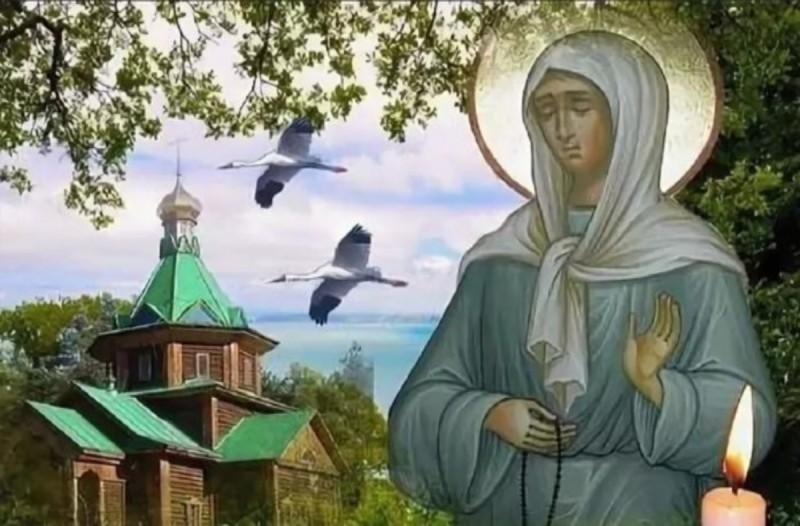 Προφητεία από την Αγία Ματρώνα: