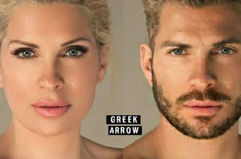 FaceApp: Πώς θα ήταν η Ελένη Μενεγάκη, η Κωνσταντίνα Σπυροπούλου, η Ηλιάνα Παπαγεωργίου, η Φαίη Σκορδά και δεκάδες άλλοι celebrities αν άλλαζαν φύλο (photos)