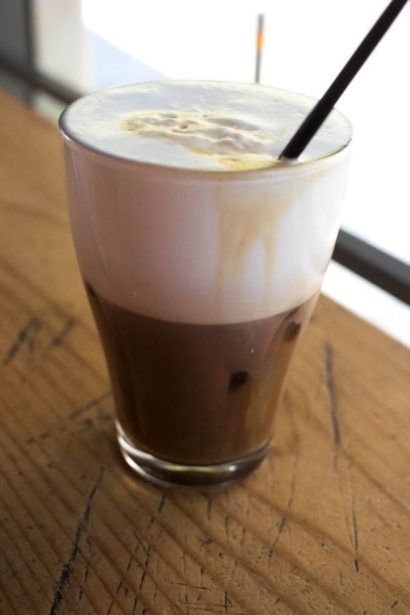 oasis cafe ιλιον καφες