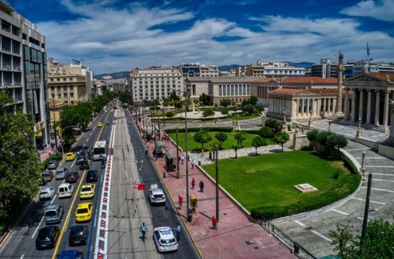 «Για αυτό το λόγο ξεκινήσαμε τώρα τα έργα» - Ο εμπνευστής του «Μεγάλου Περιπάτου της Αθήνας» εξηγεί