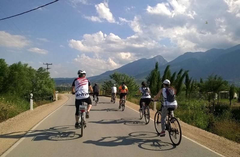 Η φωτογραφία της ημέρας: Παγκόσμια ημέρα του ποδηλάτου