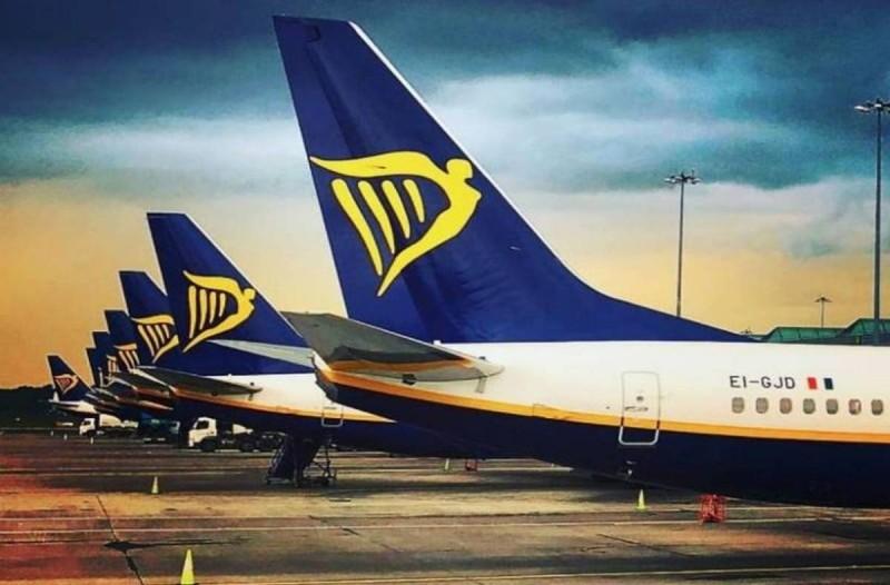 Ryanair: Έκτακτη προσφορά για πτήσεις εξωτερικού και Ελλάδας από 19,99 ευρώ!