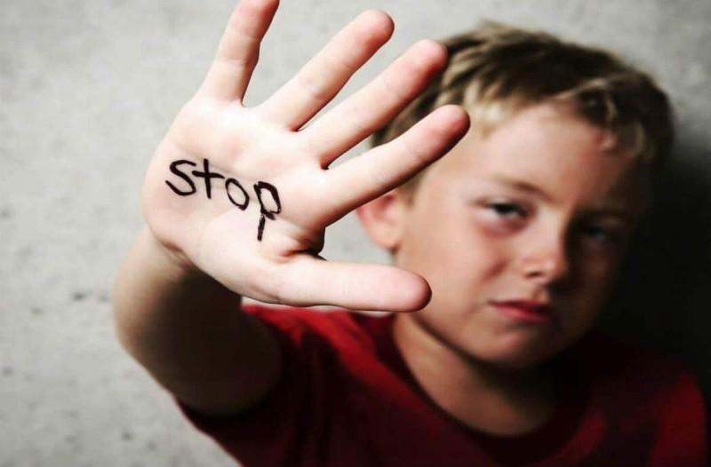 Η φωτογραφία της ημέρας: Διεθνής Ημέρα κατά της Επιθετικότητας εναντίον των Παιδιών
