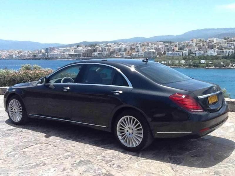 Στην Κρήτη το ακριβότερο ταξί στην Ελλάδα αξίας 160.000 ευρώ