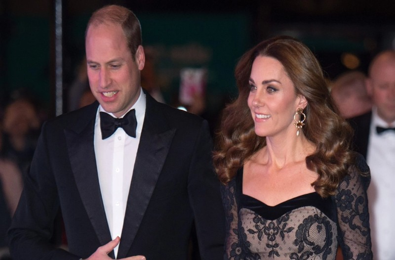 Ανησυχία στο Buckingham: Χωριστά Κέιτ Μίντλετον και Πρίγκιπας Ουίλιαμ