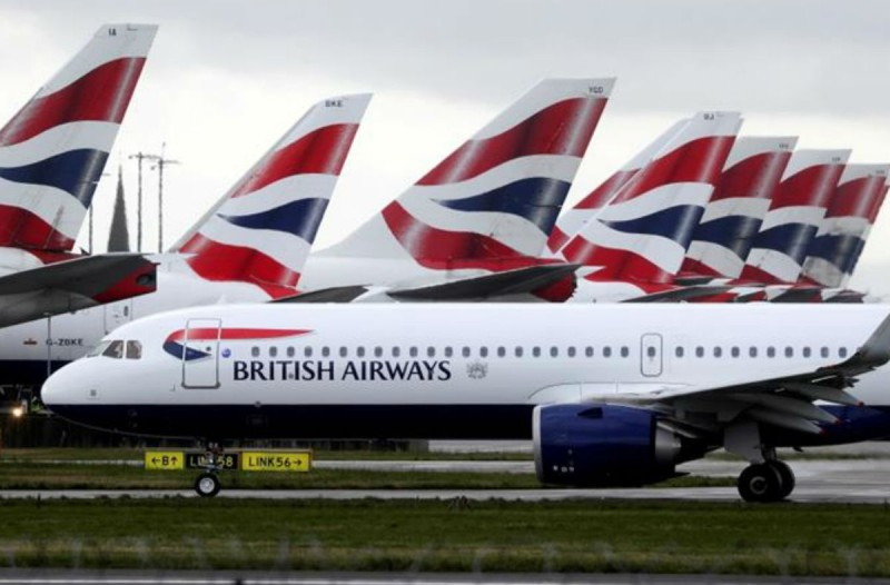 Χαμός στην British Airways