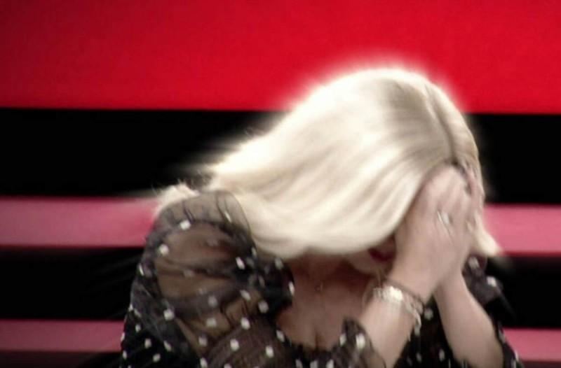 Ξέσπασε σε κλάματα η Μαρία Μπεκατώρου - Δεν το πίστευε