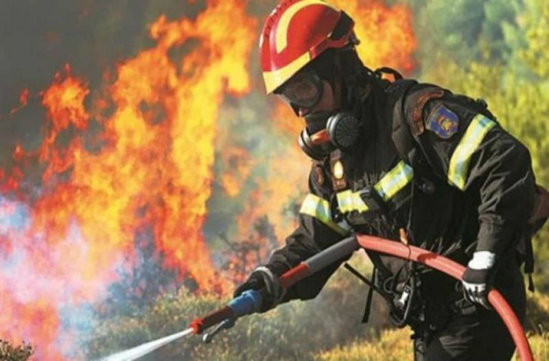 Συναγερμός: Φωτιά στο Πόρτο Γερμενό