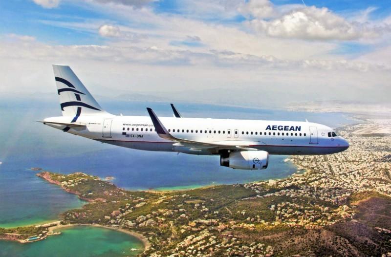 Aegean - τρομερή προσφορά: Έτσι θα εξασφαλίσετε 50% για οποιαδήποτε πτήση