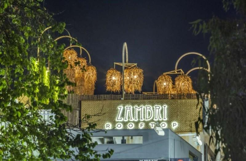 Ραντεβού στο rooftop του Zambri για all day καταστάσεις