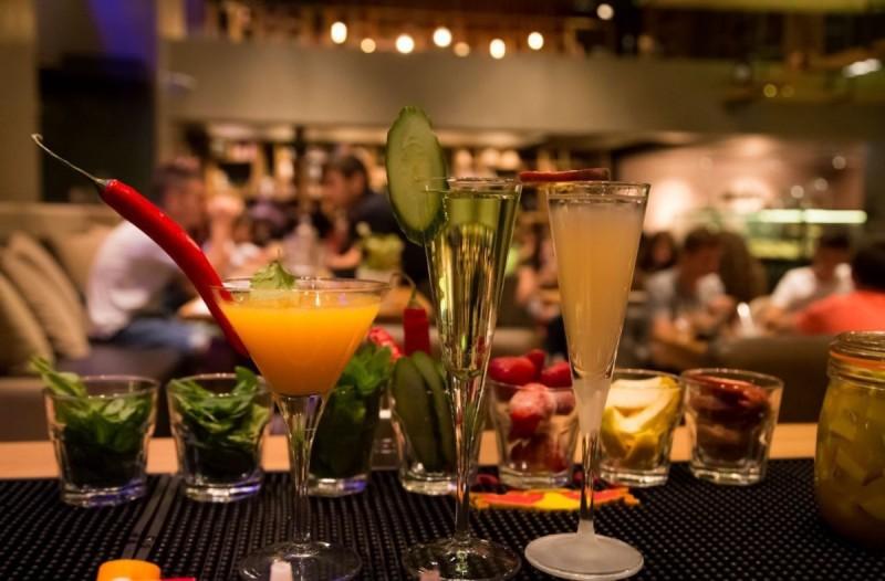 γαλατσι μπαρ ποτό