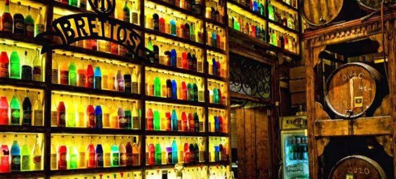 βρεττος αναφιωτικα ποτο μπαρ