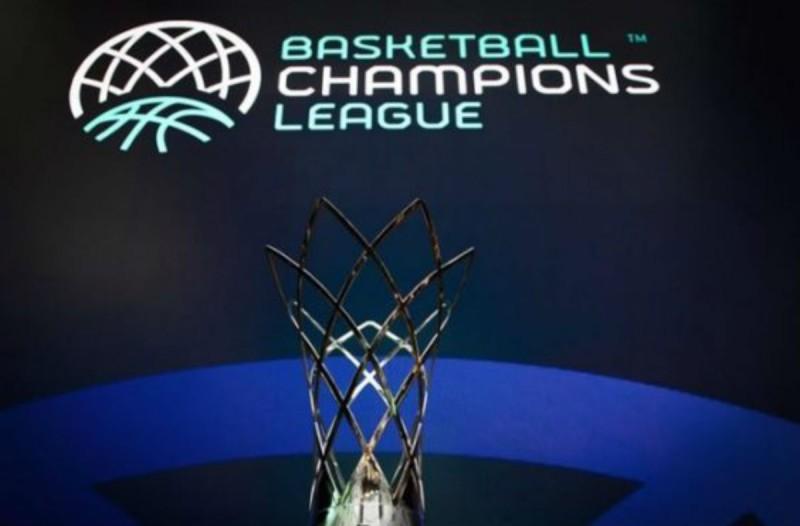 Basketball Champions League: Αυτοί είναι οι αντίπαλοι για ΑΕΚ, Περιστέρι και Ηρακλή