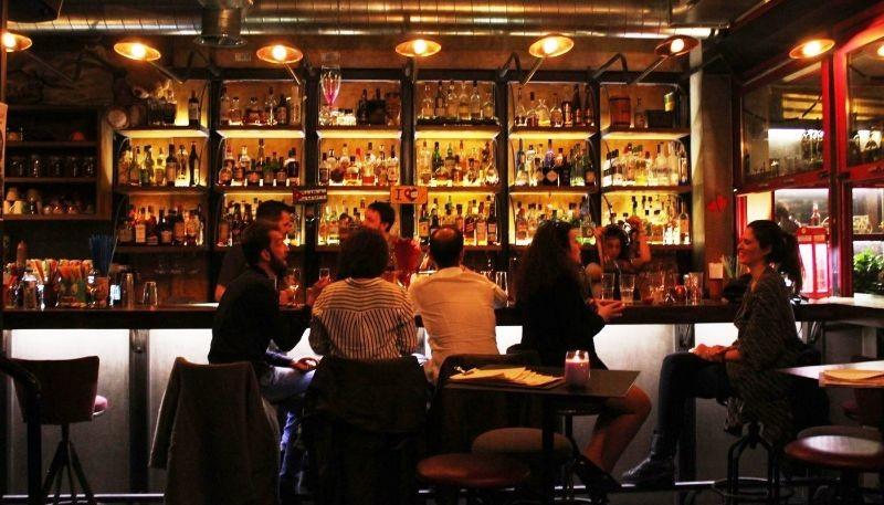boogie bar στον χολαργο για ποτο