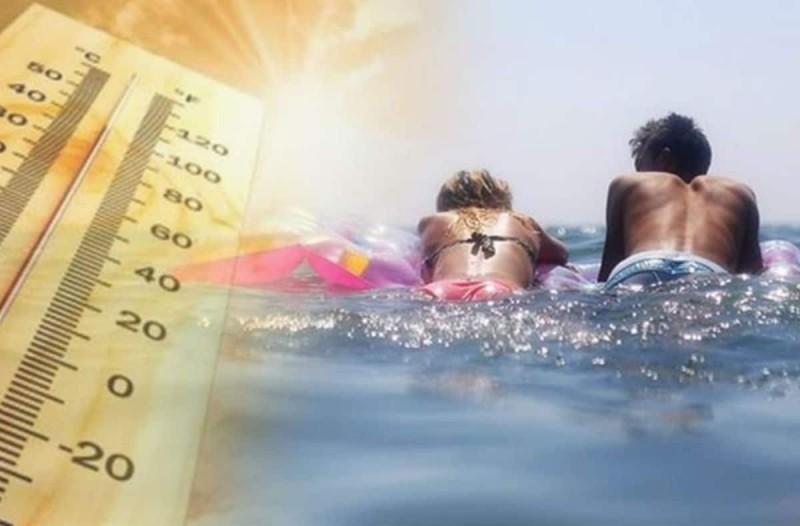 Καιρός: Ανεβαίνει η θερμοκρασία - Έρχεται «κύμα» καύσωνα με 42αρια
