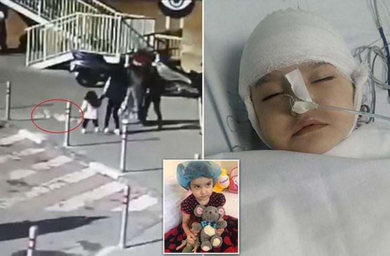 6χρονο αγοράκι συνέθλιψε το κρανίου 4χρονου κοριτσιού (Video)