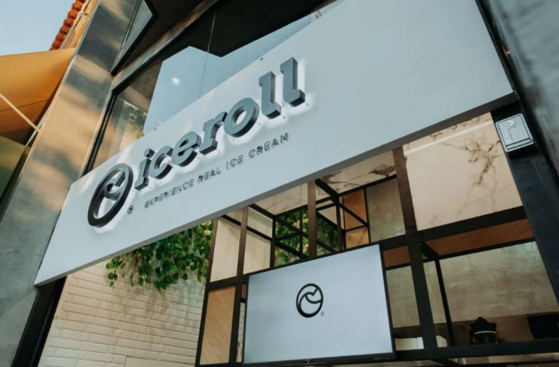 ΙceRoll: H νέα και πιο γευστική άφιξη στο Χαλάνδρι!