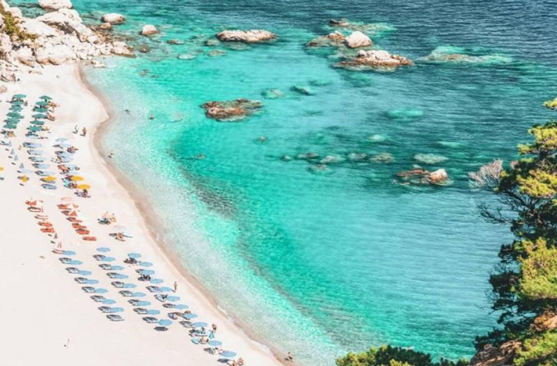 Η φωτογραφία της ημέρας: Μαγευτική παραλία στην όμορφη Κάρπαθο!