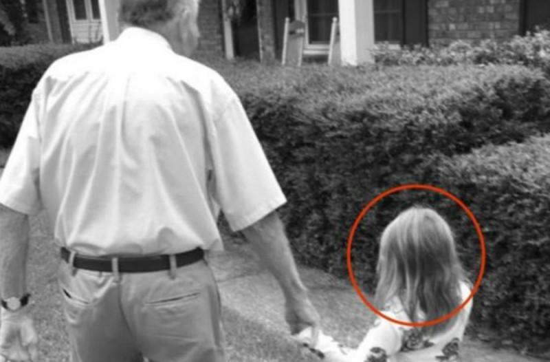 Μητέρα όταν είδε την κόρη της με έναν άγνωστο άντρα έβγαλε αμέσως την κάμερα - Δείτε τις φωτογραφίες που συγκλόνισαν τον πλανήτη