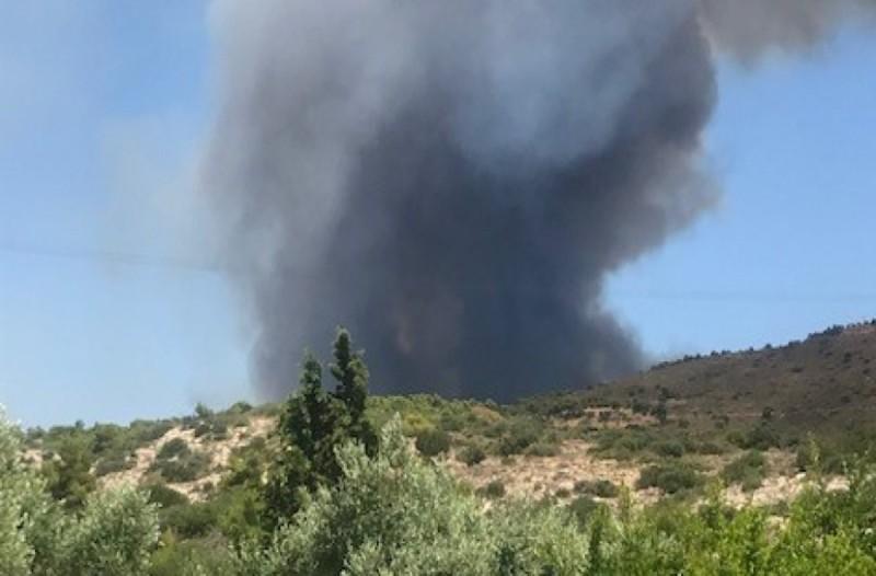 Φωτιά στο Λαύριο: Αγωνία να μην πάει στο Σούνιο - Άμεση μεταφορά 600 παιδιών από την κατασκήνωση