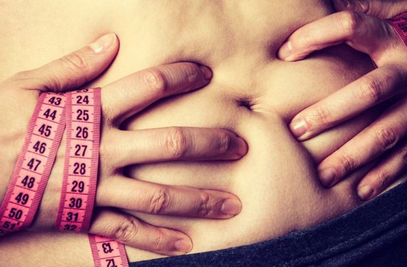 Χάστε 4,5 κιλά σε μια εβδομάδα - Έτσι θα αφαιρέσετε όλο το λίπος από το σώμα σας
