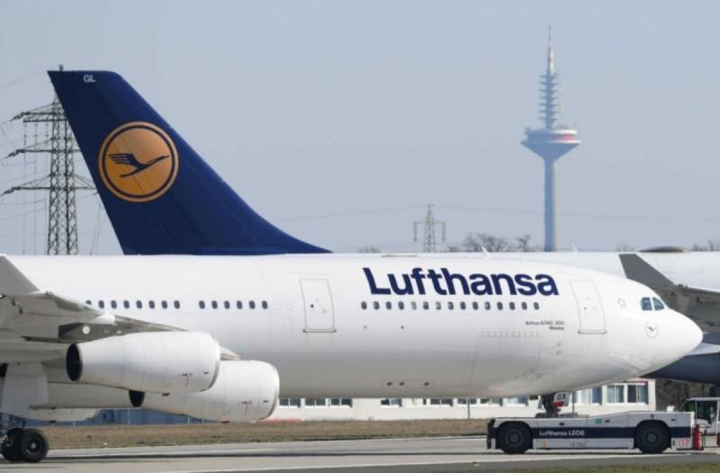 Έκτακτη ανακοίνωση από την Lufthansa