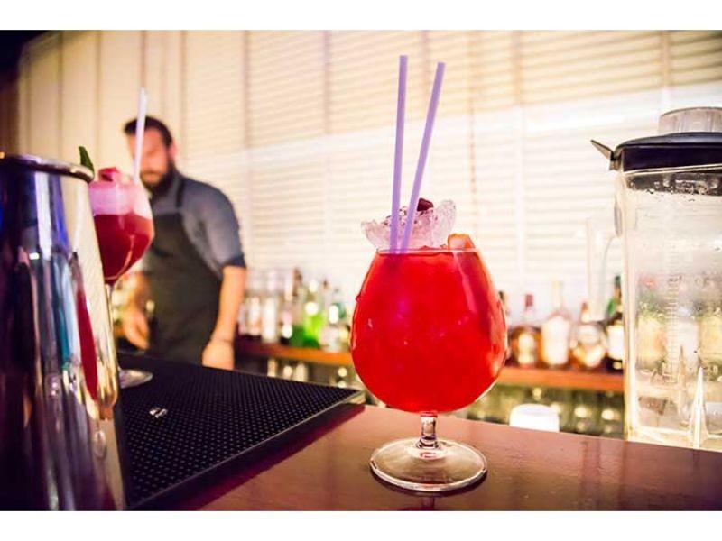 bar στο Παλαιό Φάληρο