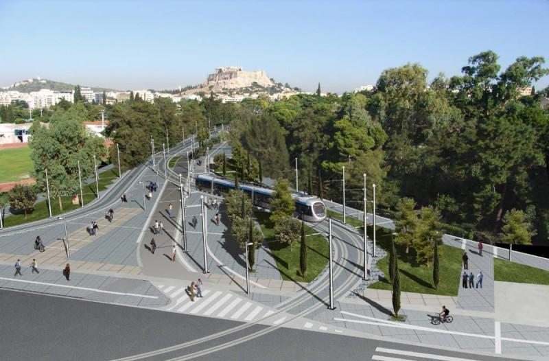 Μεγάλος Περίπατος της Αθήνας: Έτσι θα είναι πεζοδρομημένη η Βασιλίσσης Όλγας