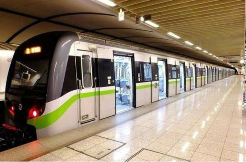 Μετρό: Κλείνουν το απόγευμα οι σταθμοί «Σύνταγμα» και «Πανεπιστήμιο»