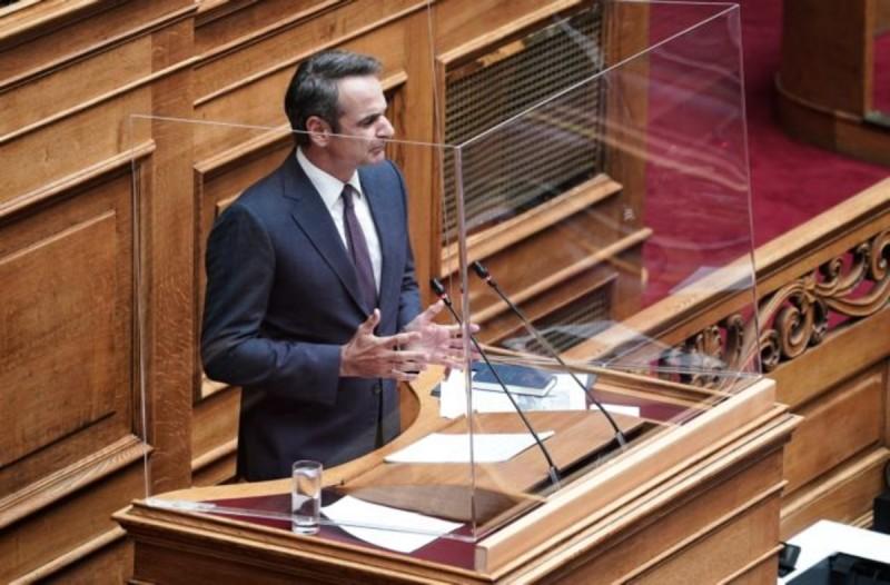 Αγία Σοφία: Ζητά λίστα κυρώσεων για Τουρκία η Ελλάδα - Συνεχίζει τις επαφές ο Κυριάκος Μητσοτάκης