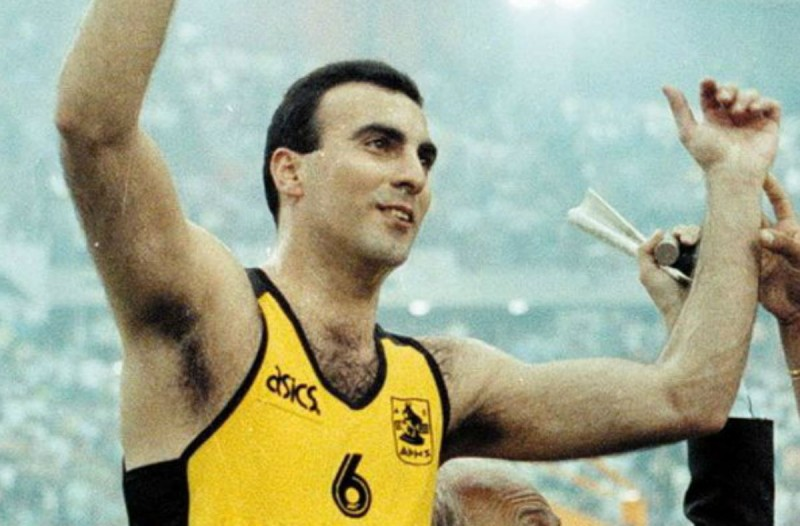 Νίκος Γκάλης, ο κορυφαίος Έλληνας καλαθοσφαιριστής