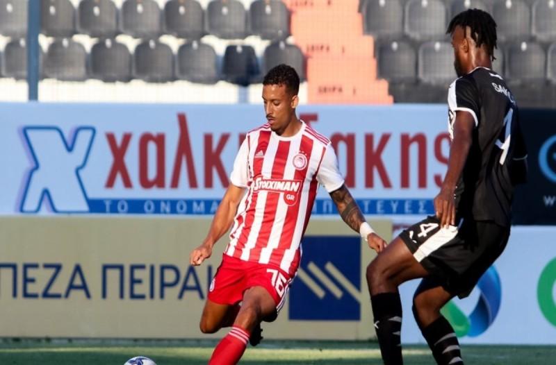 Super League 1, Play offs, ΟΦΗ-Ολυμπιακός 1-3