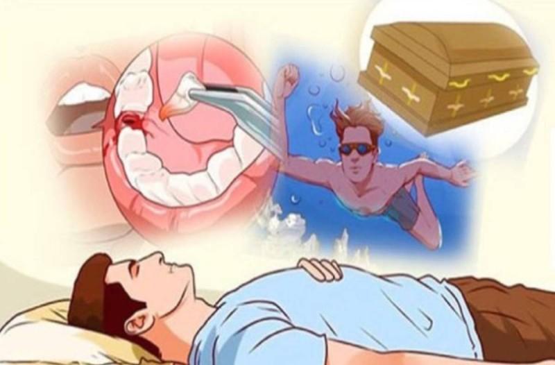 10 πράγματα που δεν πρέπει να αγνοήσεις αν τα δεις στον ύπνο σου. Δώσε προσοχή αν δεις «δόντι»